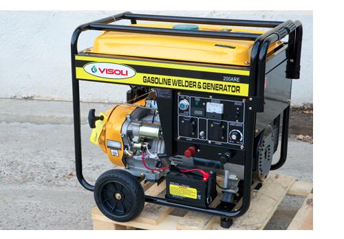 Generator Sudura Diesel Visoli LDW180ARE