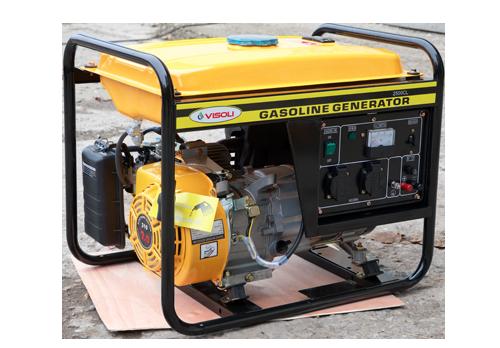 Generator Electric Benzina Visoli VSLT-2500